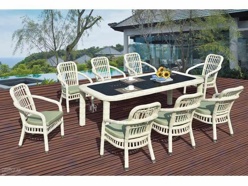 Wicker furniture for sale garden furniture set DR-3306T/3327C