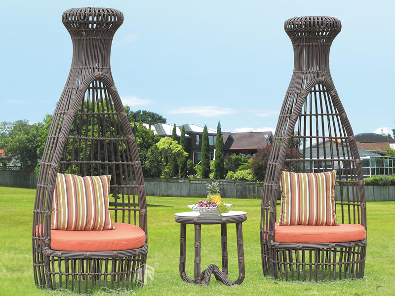 garden furniture Outdoor resort hotel furniture set- DR-3316