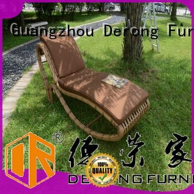 Derong Furniture High-quality living room lounge from China for garden