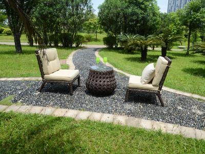 Rattan Table And Chair - DR-3275