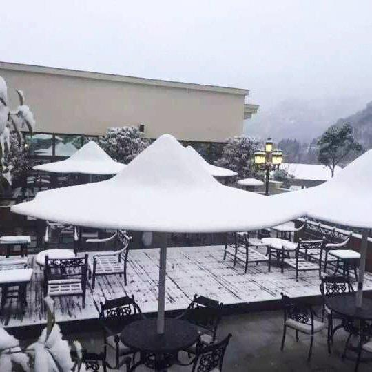 Switzerland outdoor balcony restaurant