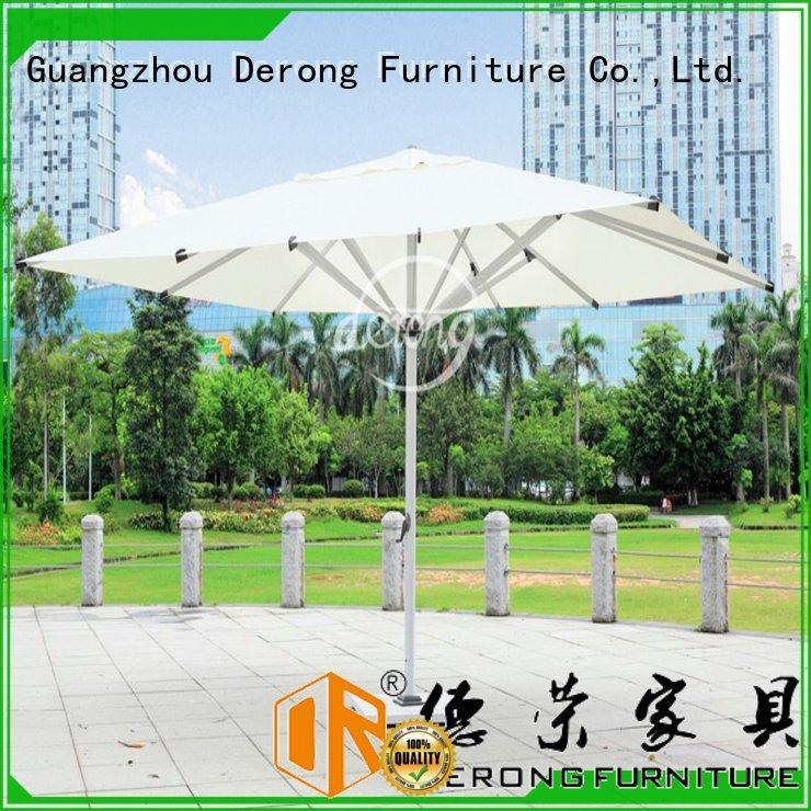 fashionable custom patio umbrella aluminum frame company for beach