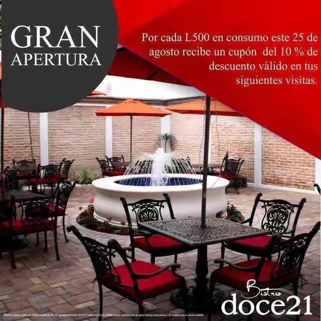 Honduras doce 21 Restaurant