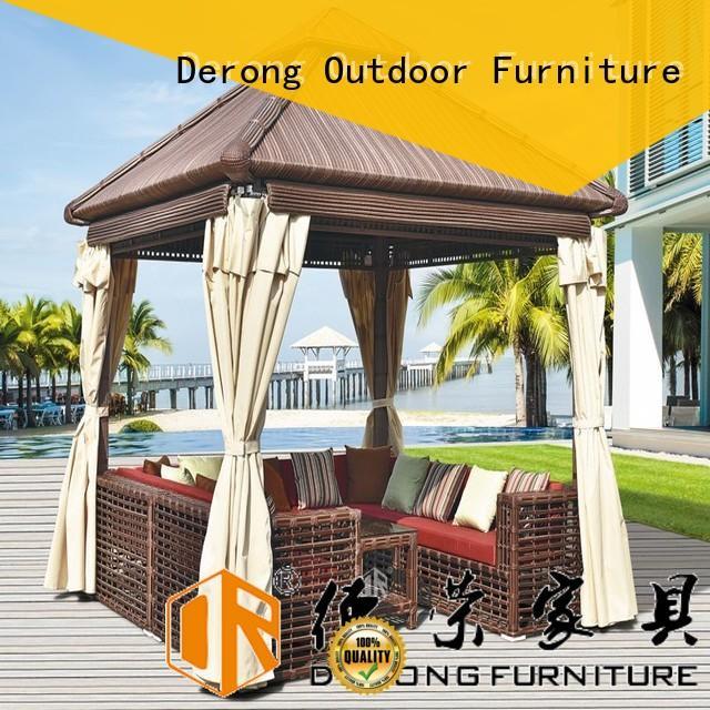 Derong Furniture luxury gazebo chandelier for business for villa